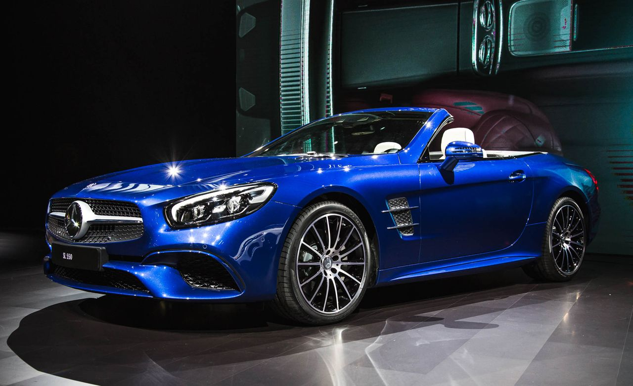 2019 Mercedes Benz Sl Cl Reviews Price Photos And Specs Car Driver