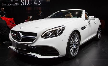 2017 Mercedes-Benz SLC-class: Wave Goodbye to the SLK