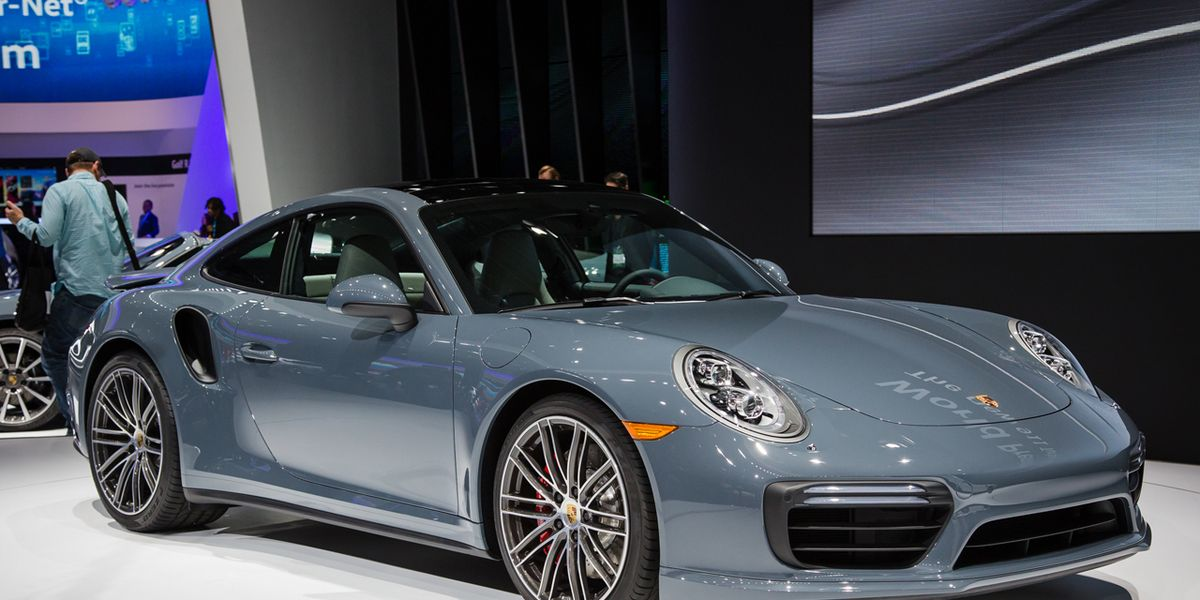 Uber Price Quote >> 2017 Porsche 911 Turbo and Turbo S Photos and Info – News – Car and Driver