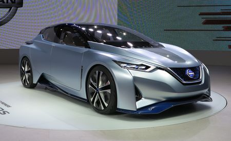 "Nissan IDS Concept: ""Like Relaxing in a Living Room"""