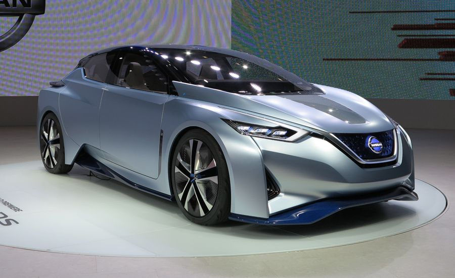 Nissan IDS Concept Revealed – News – Car and Driver