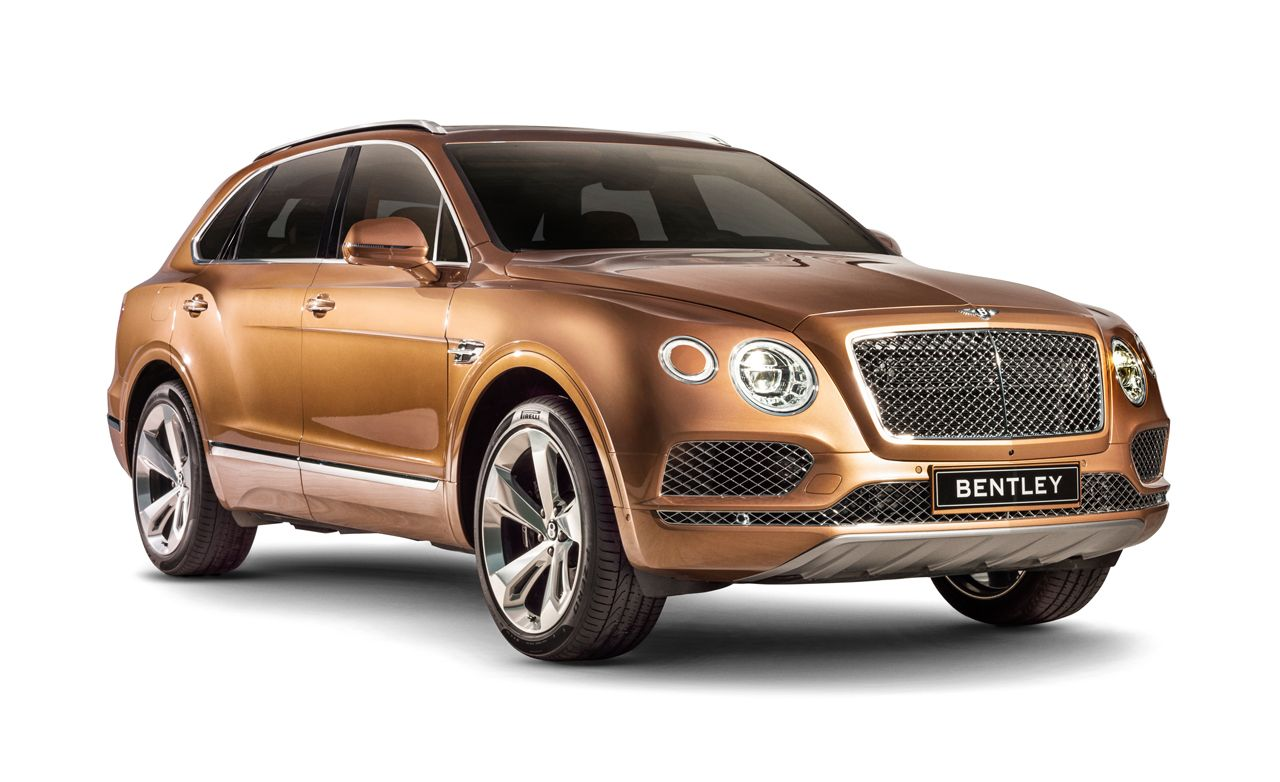 2017 Bentley Bentayga Retest | Review | Car and Driver