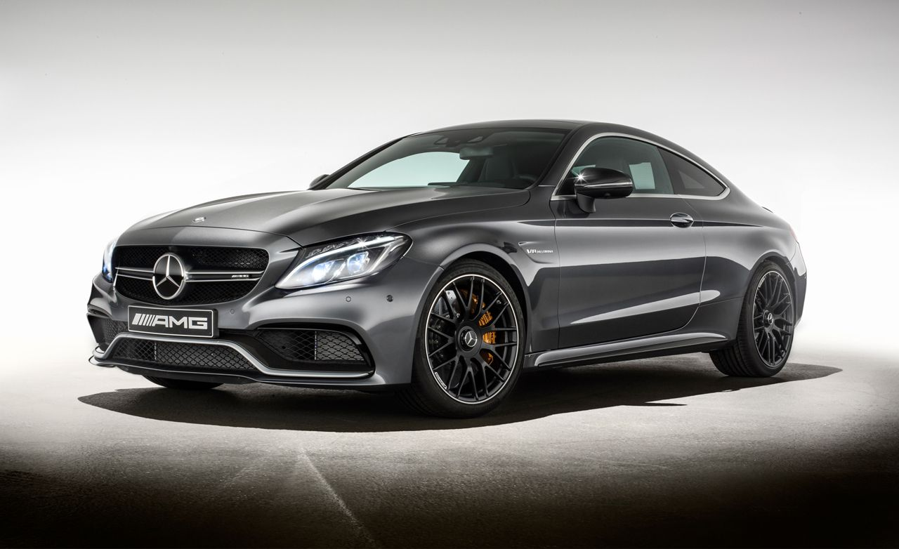 2017 Mercedes-Benz C-Class Coupe Dissected: Design, Powertrain, Chassis, and More