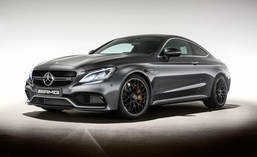 2017 MercedesBenz CClass Coupe Dissected  Feature  Car and Driver
