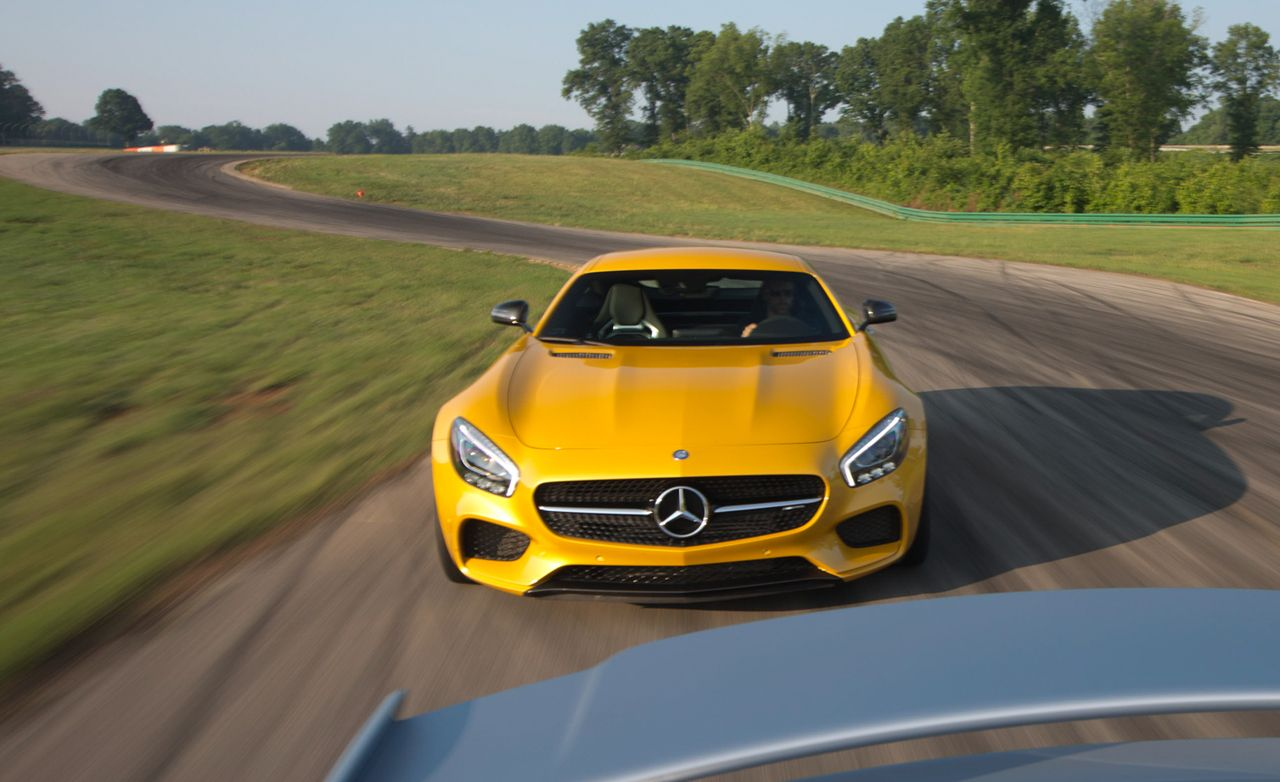MercedesAMG GT  GT Roadster  GT S Reviews  MercedesAMG GT