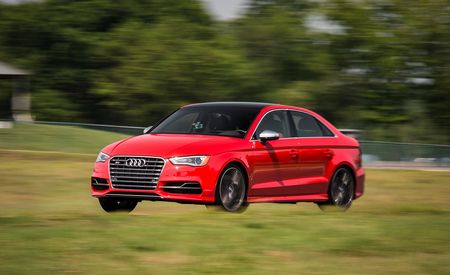Lightning Lap 2015: 2015 Audi S3