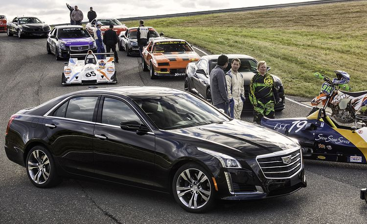 2016 10Best Cars: Cadillac CTS Vsport