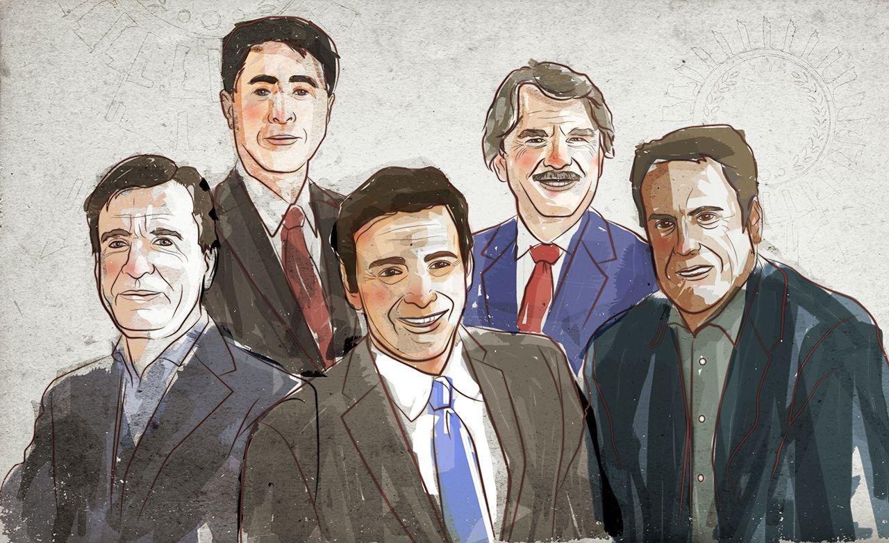 <em>Car and Driver</em>'s Auto Executives of the Year