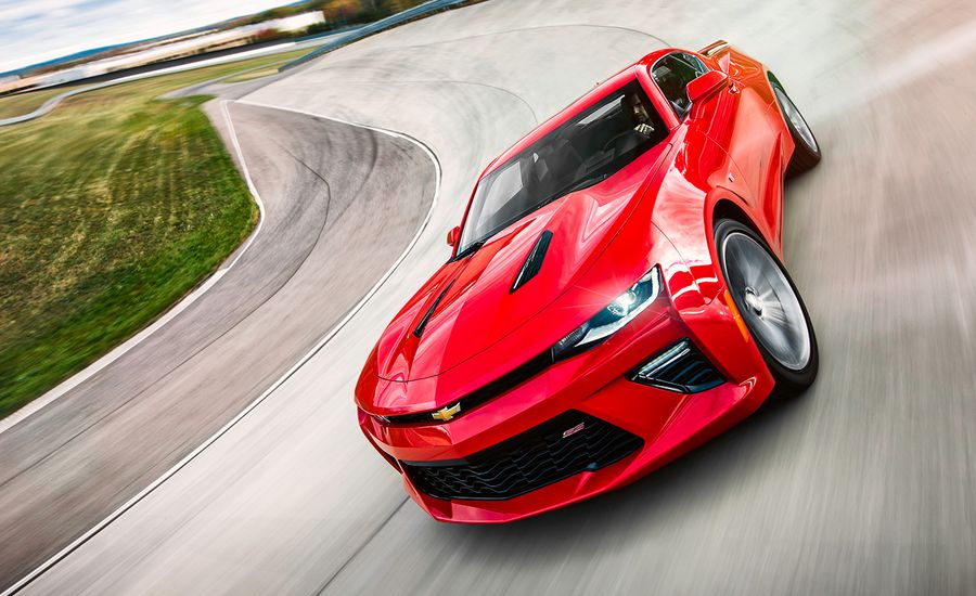 Chevrolet Camaro: 2016 10Best Cars | Feature | Car and Driver