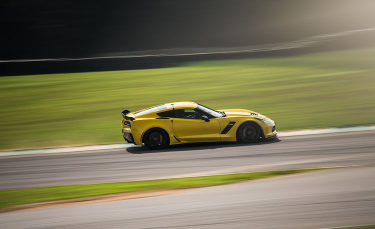 Lightning Lap 2015: 2015 Chevrolet Corvette Z06