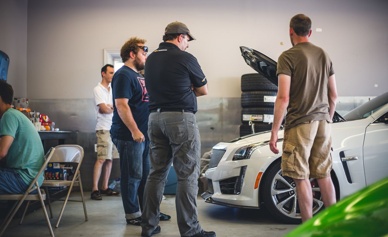 Go Behind the Scenes at Lightning Lap 2015 [Video]