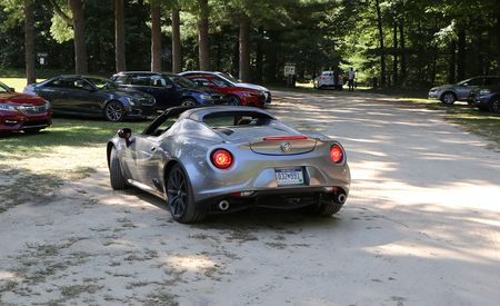 I Don't Care What Anyone Says, I Love The Alfa Romeo 4C