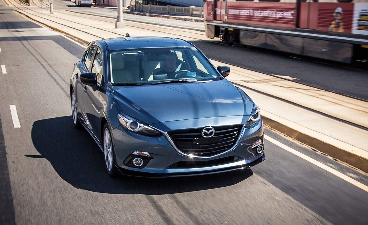 Mazda 3 2016 10Best Cars  Feature  Car and Driver