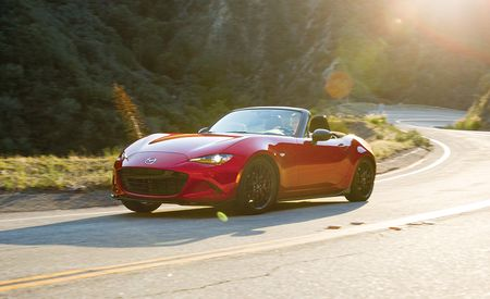 2016 10Best Cars: Mazda MX-5 Miata