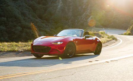 2016 10Best Cars: Mazda MX-5 Miata
