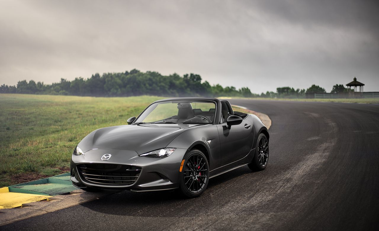 Lightning Lap 2015: 2016 Mazda MX-5 Miata Club
