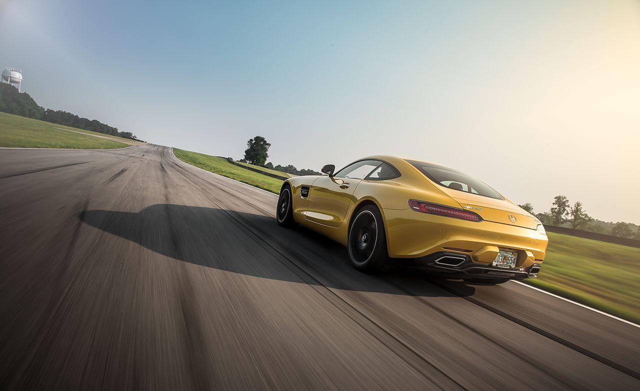 Lightning Lap 2015: 2016 Mercedes-AMG GT S