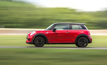 2015 Mini John Cooper Works Hardtop First Drive Review Car And