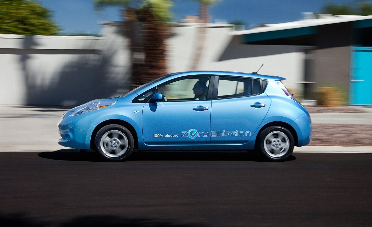 Three Electric Vehicles You Can Own for Less Than $10,000   Feature ...