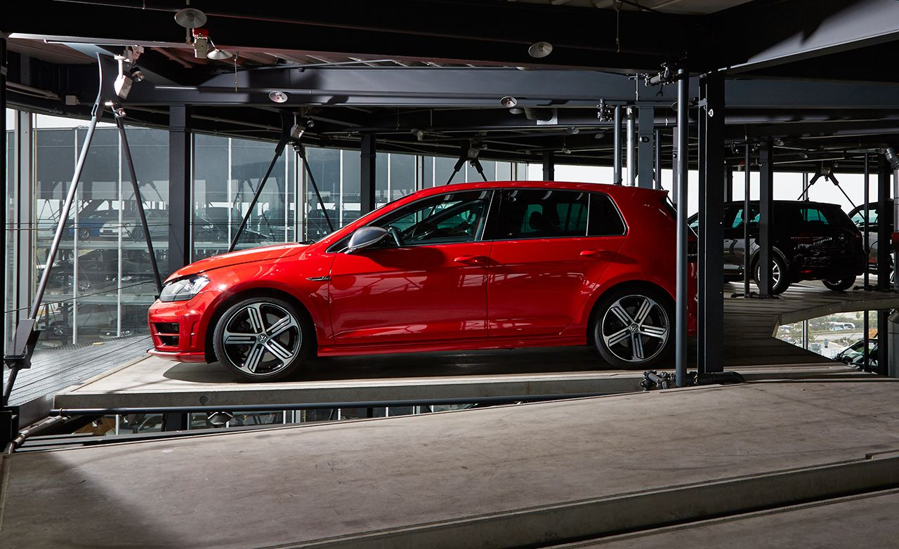 Volkswagen golf gti golf r 2016 10best cars feature car and driver
