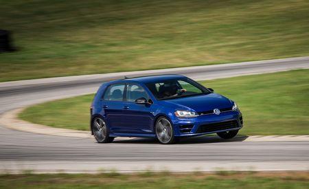Lightning Lap 2015: 2015 Volkswagen Golf R