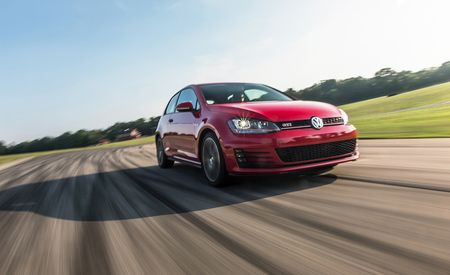 Lightning Lap 2015: 2015 Volkswagen GTI with Performance Package