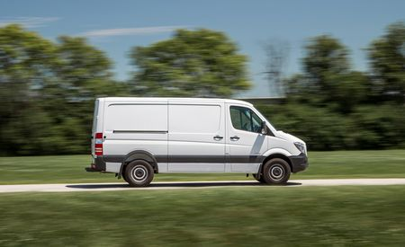 2015 Mercedes-Benz Sprinter 2500 BlueTec