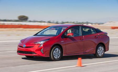 2016 Toyota Prius Driven!
