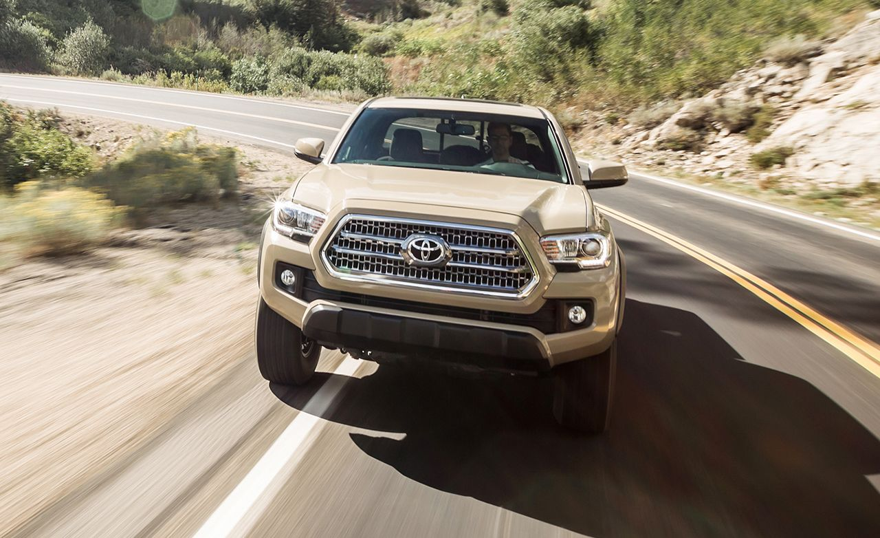 2016 Toyota Tacoma TRD Off-Road Double Cab 4x4