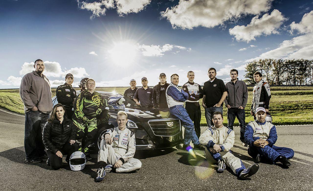2016 10Best Cars: Cadillac CTS Vsport