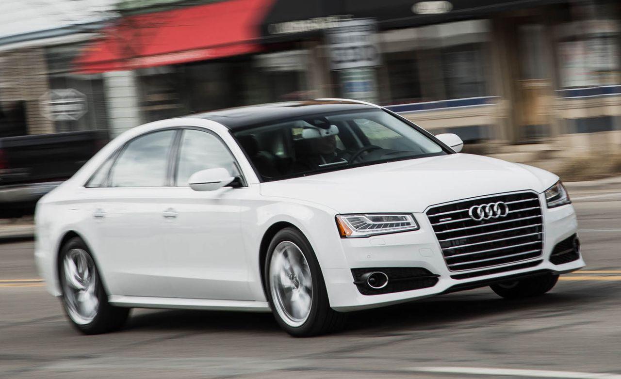 Audi A8 Reviews Price Photos And Specs Car Driver 2016 Engine Diagram