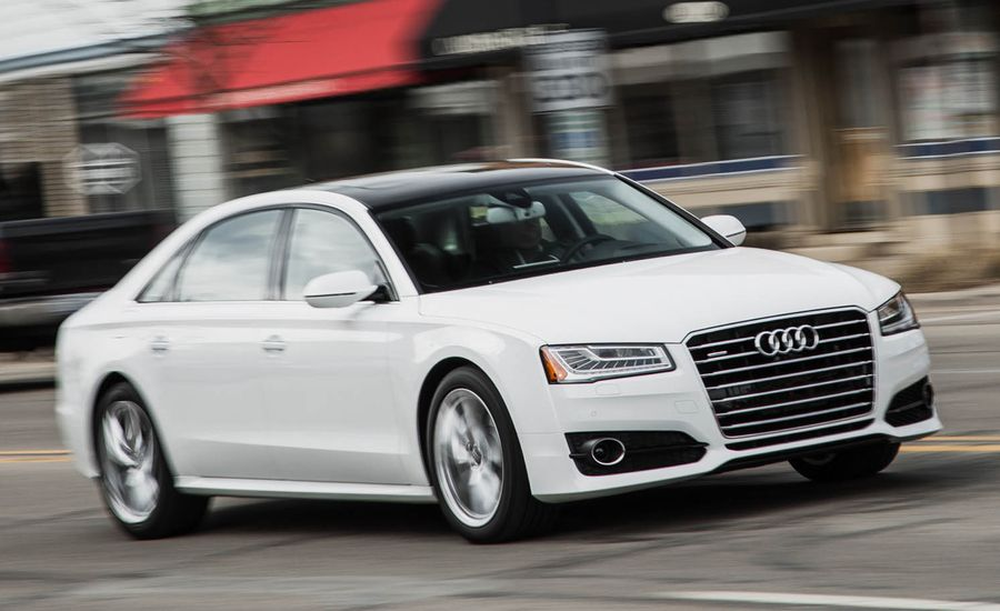 2016 Audi A8l 40t Sport Test Review Car And Driver