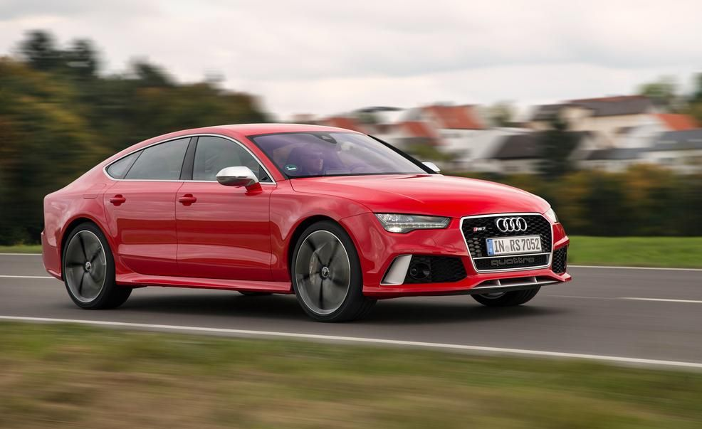 2018 Audi Rs7 Reviews Price Photos And Specs Car Driver