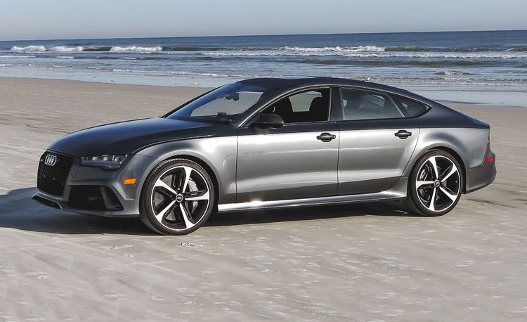 2016 Audi RS7 Performance