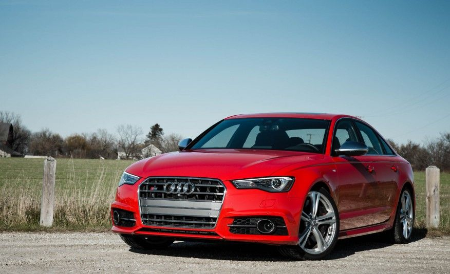 Audi S Review Car And Driver - Audi s6 0 60