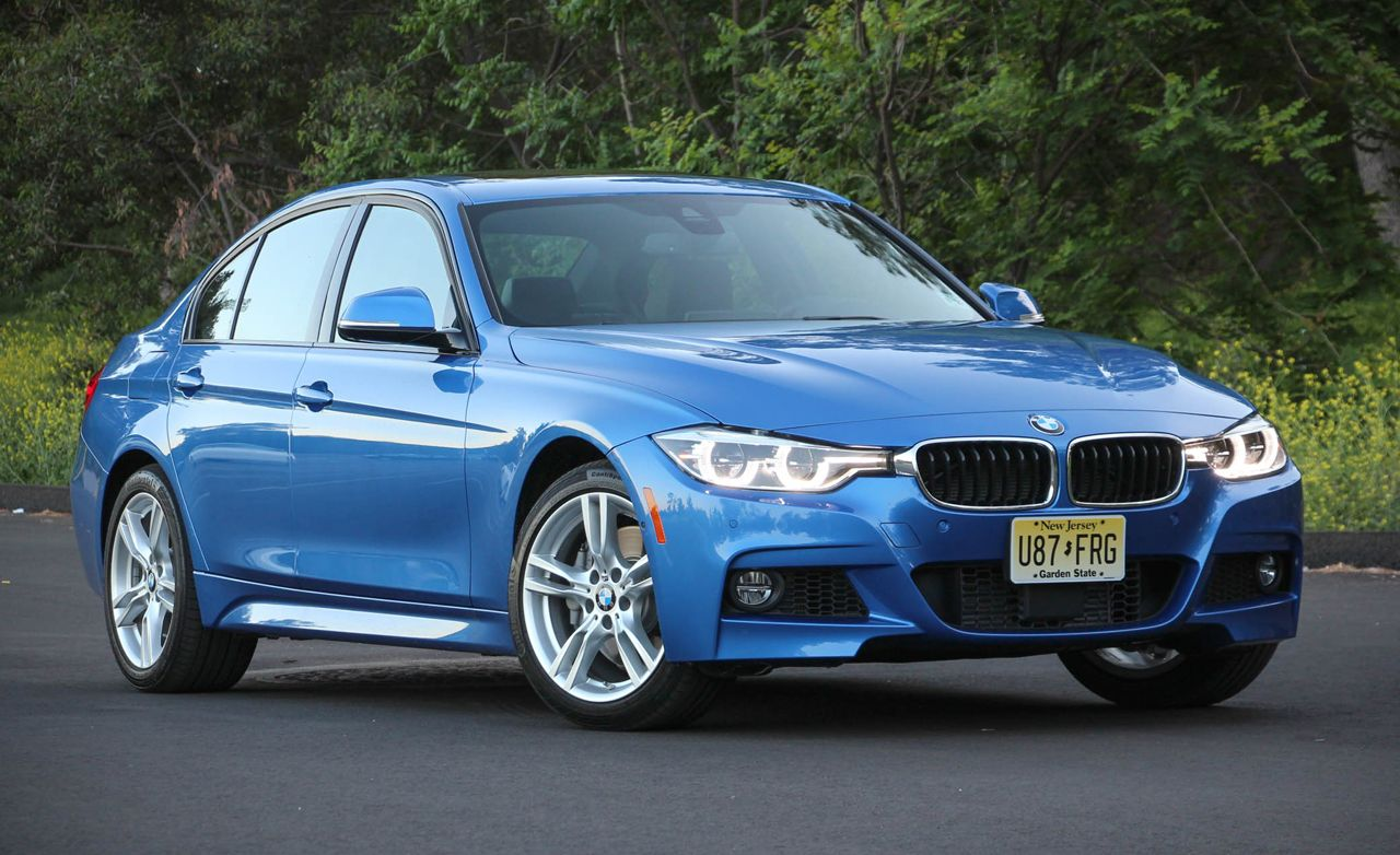 2016 Bmw 328i Xdrive Automatic Test Review Car And Driver