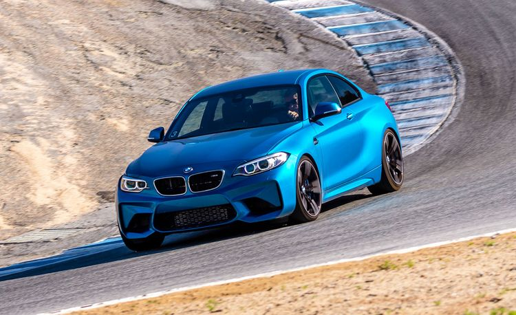 2016 BMW M2 Manual