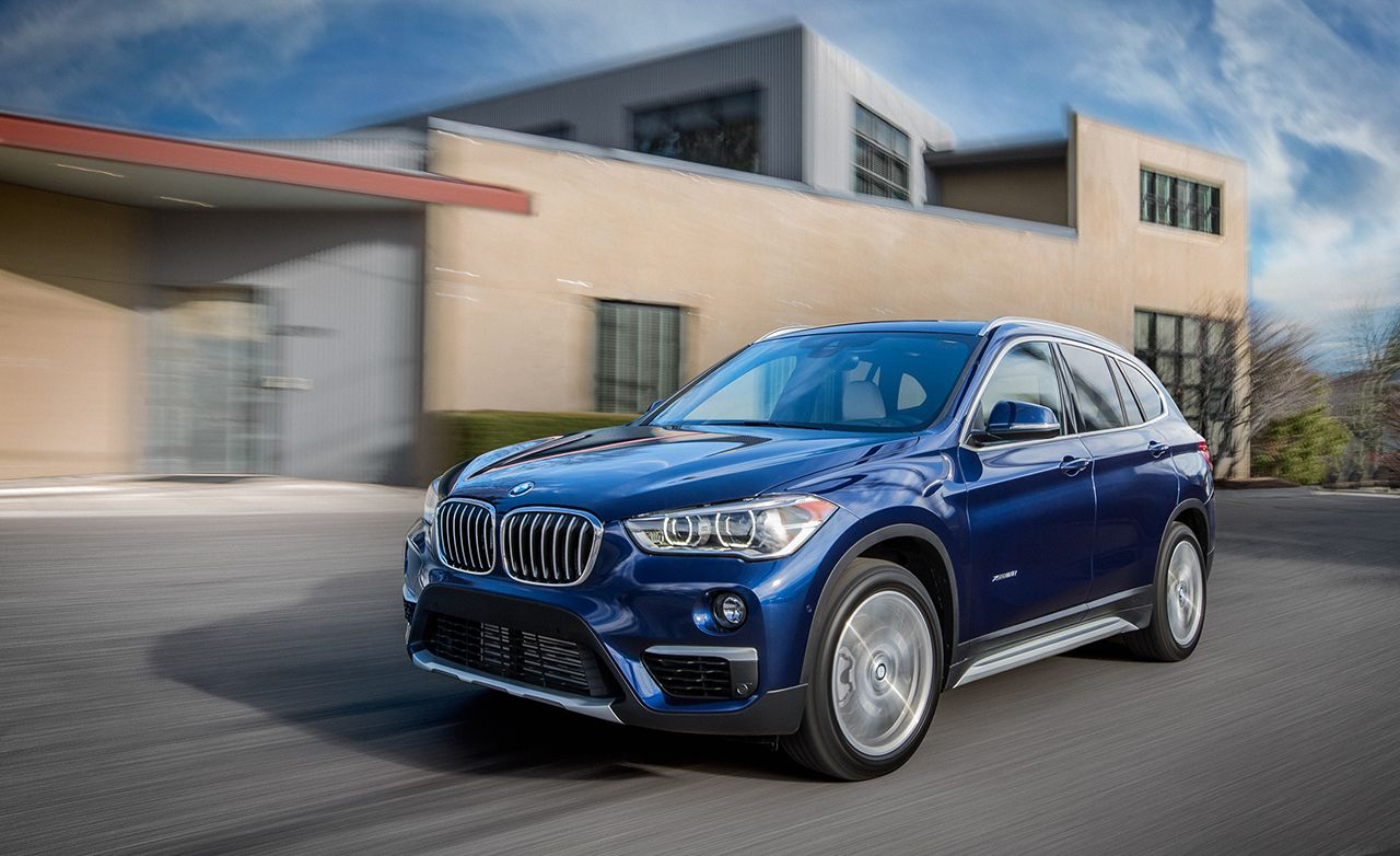 Bmw x1 2016 review