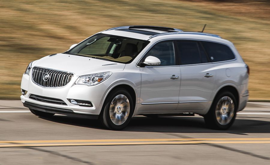 expert reviews and com buick cars research specs enclave photos suv