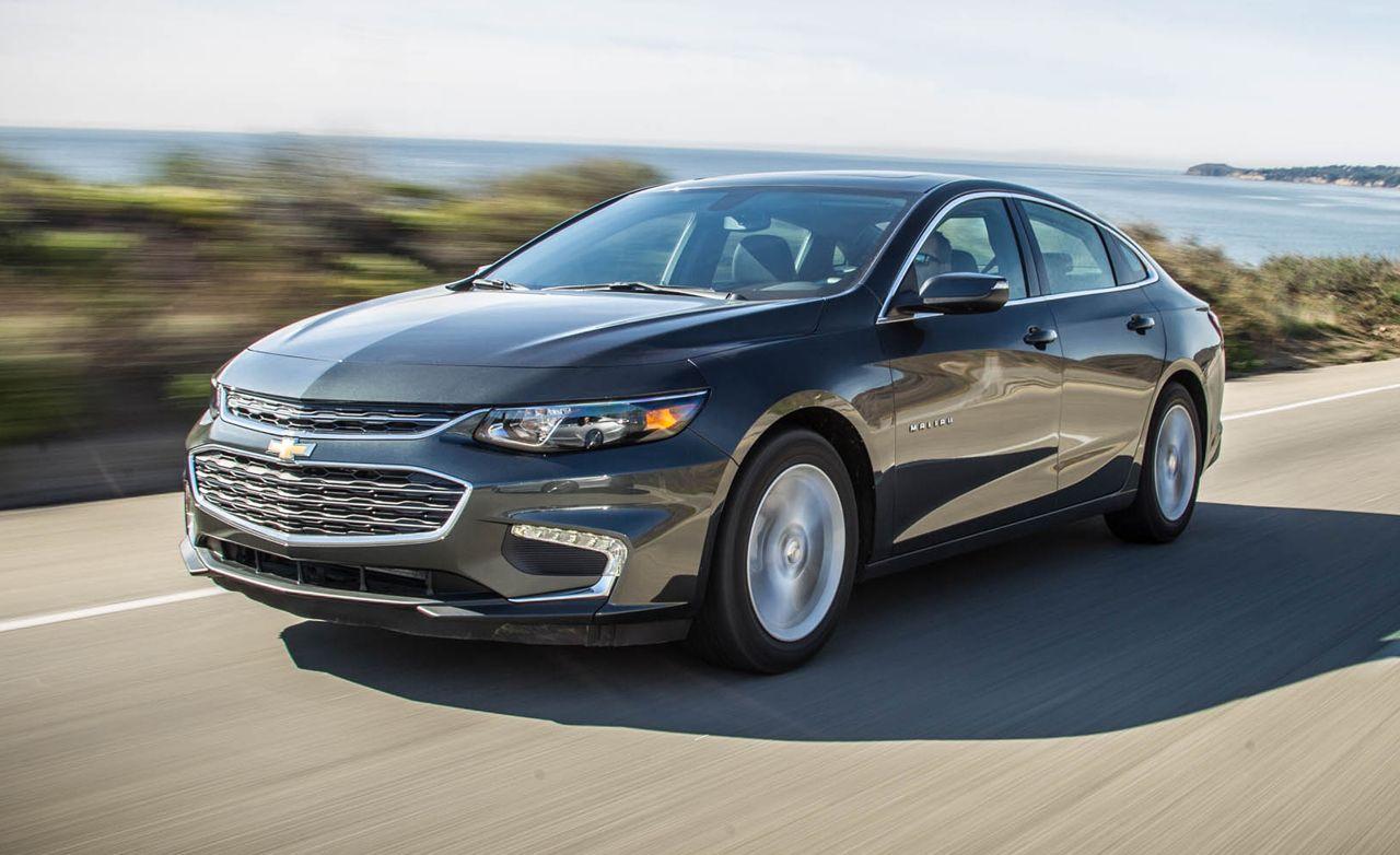 2016 Chevrolet Malibu LT 1 5 liter Test Review