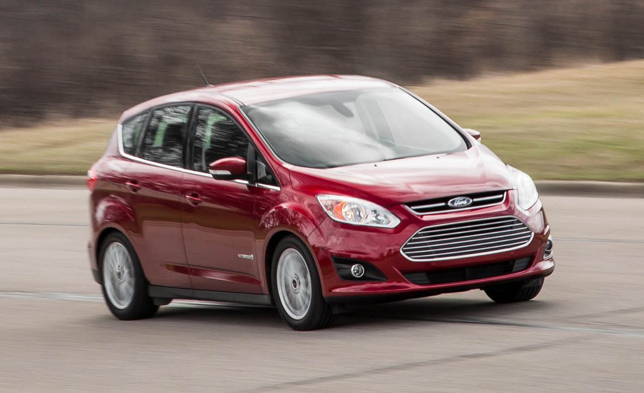 2016 Ford C-Max and C-Max Energi