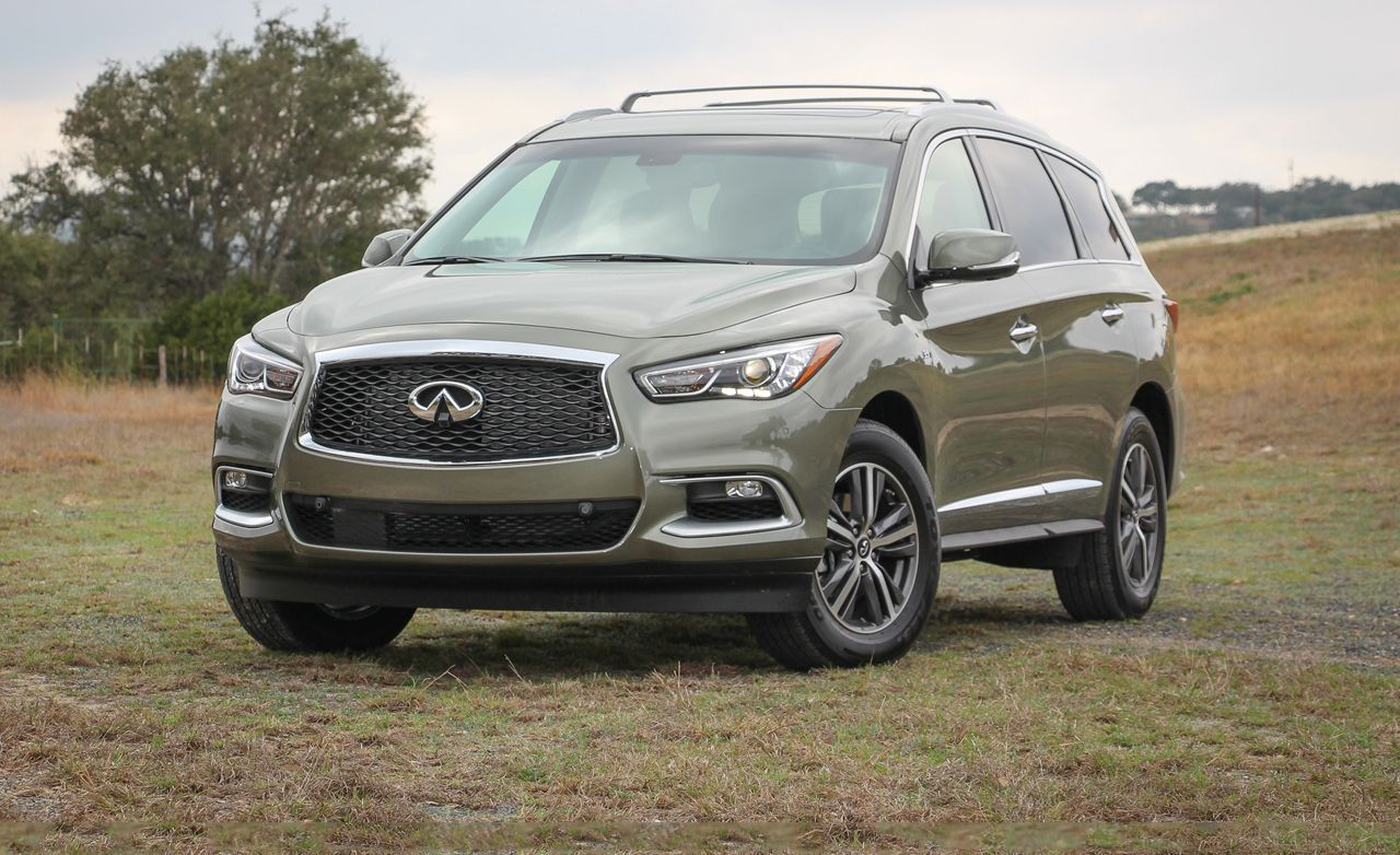 Infiniti Reviews Infiniti Price Photos And Specs