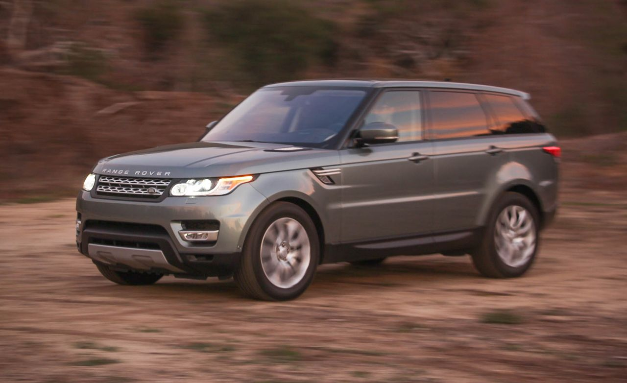 2016 Land Rover Range Rover Sport Diesel Test | Review | Car and Driver