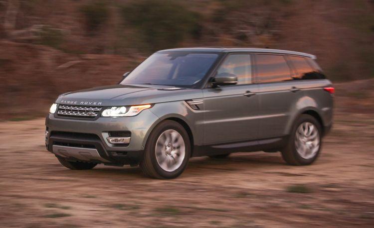 2016 Land Rover Range Rover Sport Td6 Diesel