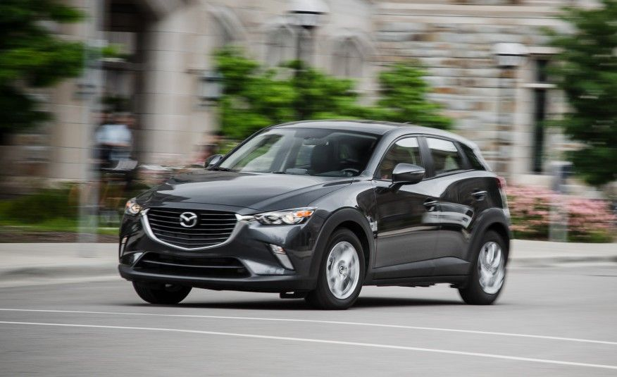 2016 mazda cx-3 60-second review – video – car and driver