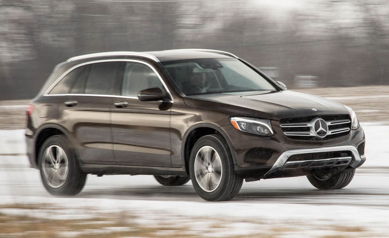 2016 Mercedes Benz Glc300 4matic Test 8211 Review Car And Driver