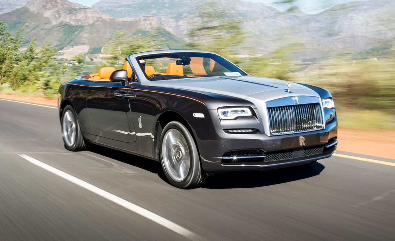 Rolls Royce Dawn Reviews Price Photos And Specs Car Driver