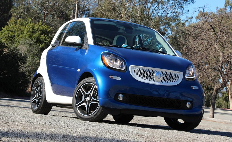 2016 Smart Fortwo Automatic