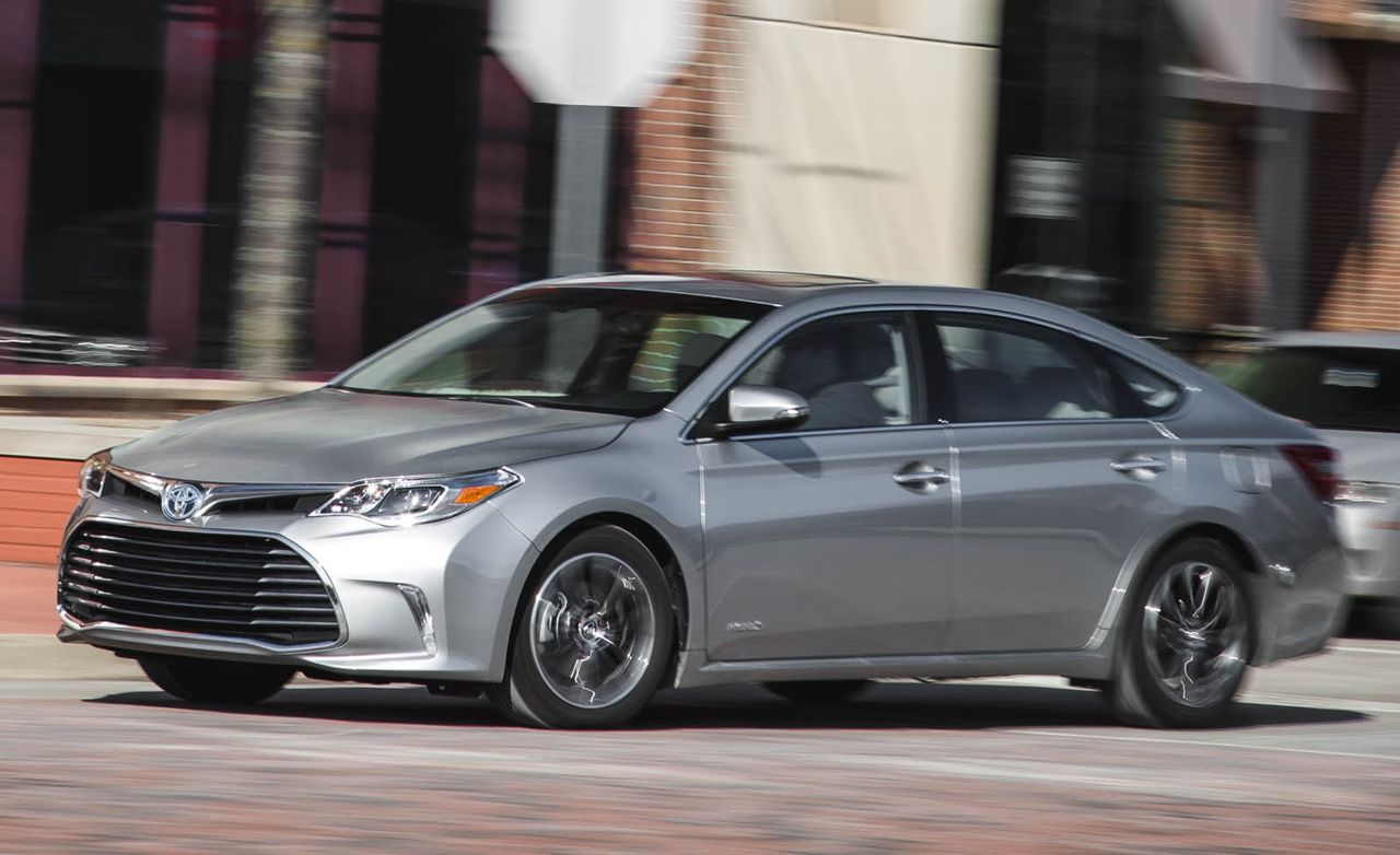 2020 Toyota Avalon Reviews Price Photos And Specs Car Driver