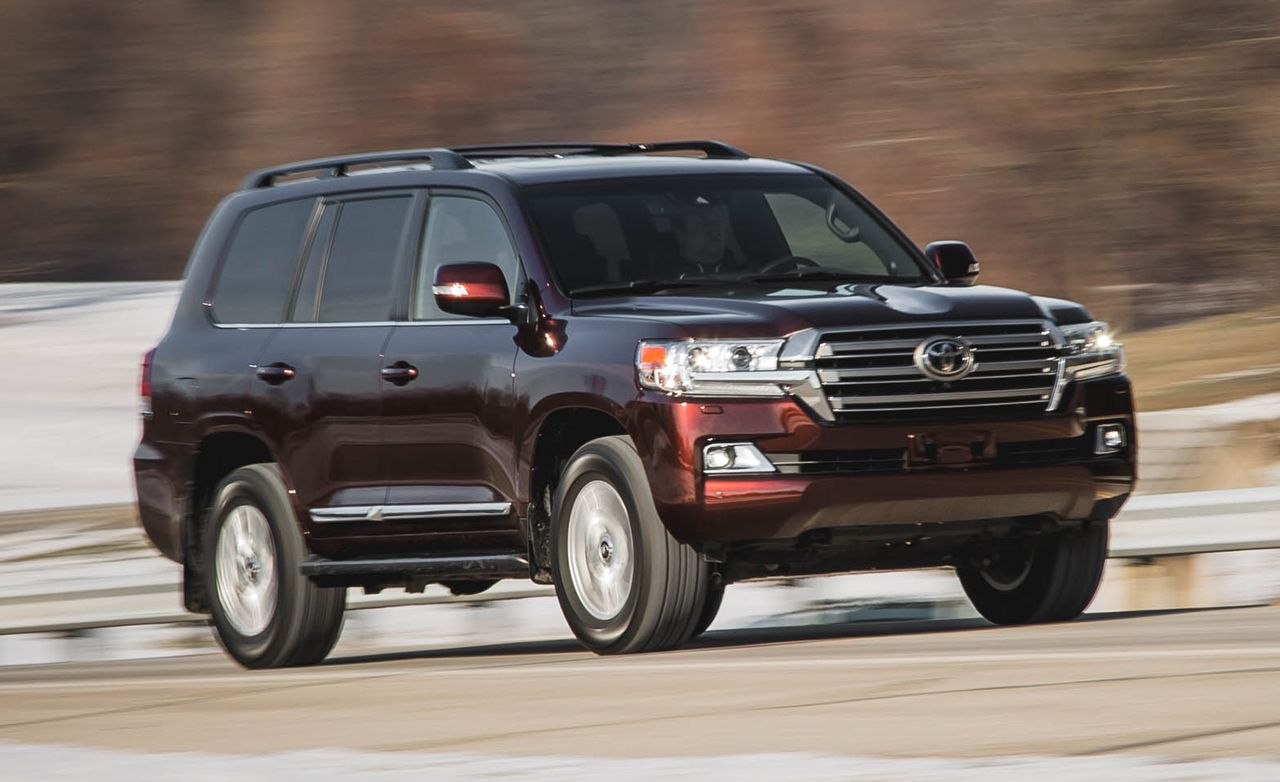toyota land cruiser reviews | toyota land cruiser price, photos, and specs  | car